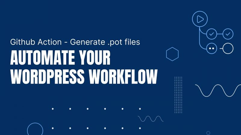 Github Actions for WordPress